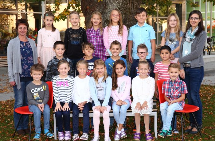 Klasse 2A – 2017/18