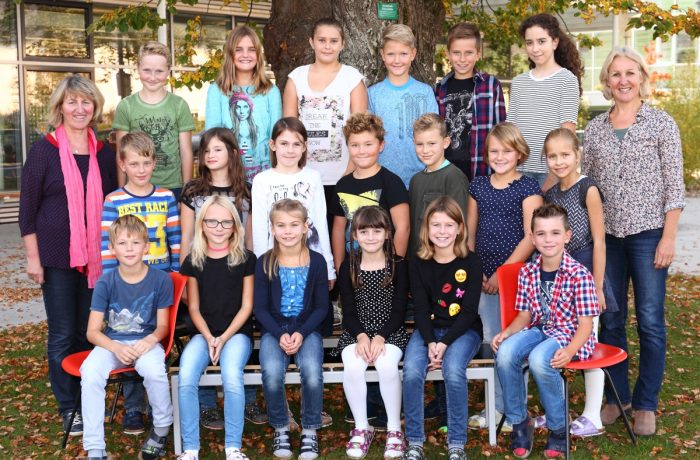 Klasse 4B – 2017/18