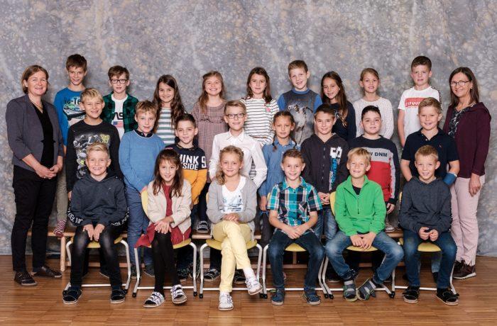 Klasse 3B – 2019/20