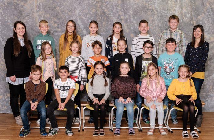 Klasse 4A – 2019/20